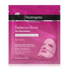 Neutrogena Radiance hydrogél maska
