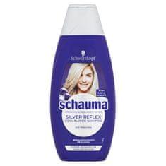 Schauma Šampón proti žltým tónom Silver Reflex (Shampoo) 400 ml
