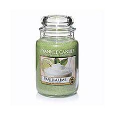 Yankee Candle Vonná svíčka velká Vanilla Lime 623 g