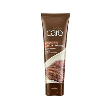 Avon Tápláló kézkrém kakaóvajjalCare (Hand Cream) 75 ml