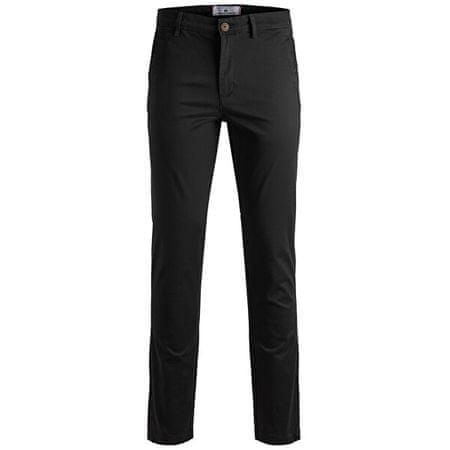 Jack&Jones JJIMARCO moške hlače 12150158 Black (Velikost 33/34)