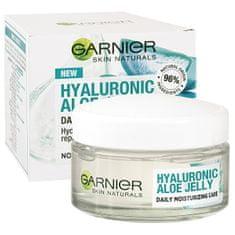 Garnier Hydratační gel pro normální a smíšenou pleť Hyaluronic Aloe Jelly (Daily Moisturizing Care) 50 ml
