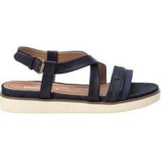 Refresh Dámské sandále Navy Pu Ladies Sandals 69600 Navy