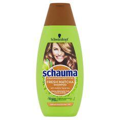 Schauma Šampón pre mastné korienky a suché končeky Fresh Matcha (Shampoo) 400 ml