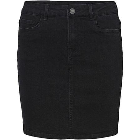 Vero Moda Női szoknya VMHOT SEVEN 10231638 Black (méret XS)