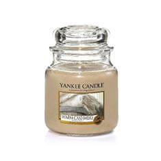 Yankee Candle IllatgyertyaWarm Cashmere 411 g - közepes