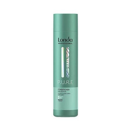 Londa Cienkie odżywka do włosów suchych bez połysku PURE (Conditioner) (objętość 1000 ml)