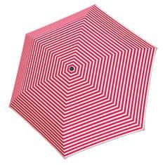 Tamaris Női összecsukható esernyő Tambrella Fény Stripe pink