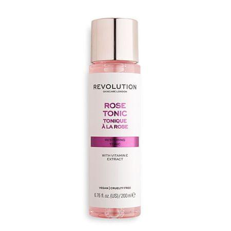 Revolution Skincare Bőrhelyreállító tonik Rose Tonic (Restoring Tonic) 200 ml