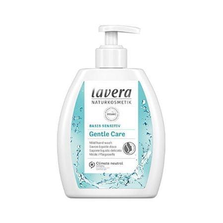 Lavera Gyengéd folyékony szappan adagolóval (Mild Hand Wash) 250 ml