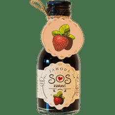 Slaskoukjidlu.cz SOS zdraví JAHODA - extra silná koncentrace jahod