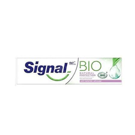 Krepitvena zobna pasta Bio Natura l Protection 75 ml