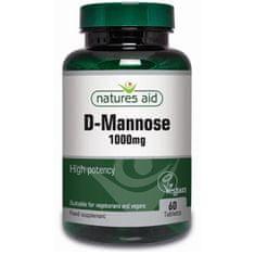 Natures Aid D-manóza 1000 mg 60 tabliet