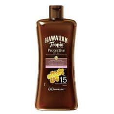 Hawaiian Tropic Suchý olej na opalování SPF 15 Hawaiian Tropic (Protective Dry Oil) 100 ml