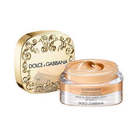 Rozświetlający krem pod makijaż Gloriouskin SPF 20 (Perfect Luminous y Foundation) Cream (Perfect Lu (cień 100 Porcelain)