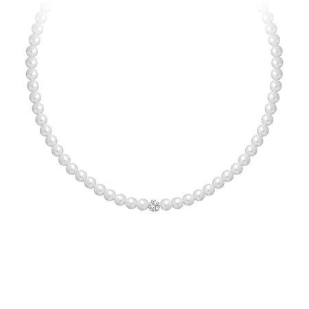 Preciosa Gyöngy nyaklánc Velvet Pearl Preciosa Preciosa 2218 01