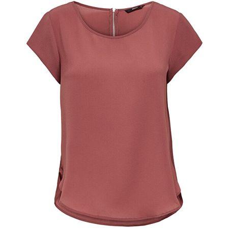ONLY Ženska bluza ONLVIC 15142784 Apple Butter (Velikost 40)