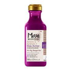 Maui oživujúci kondicionér + Shea Butter pre zničené vlasy 385 ml