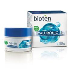 Bioten Noční krém proti vráskám Hyaluronic 3D (Antiwrinkle Overnight Treatment) 50 ml