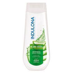 Indulona Zklidňující tělové mléko Aloe Vera 400 ml