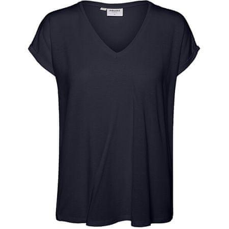 Vero Moda Női póló VMAVA 10231343 Black (méret M)