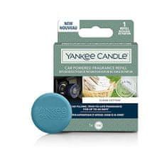 Yankee Candle Autóillatosító utántöltő Car Powered Clean Cotton 1 db