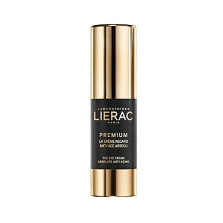 Lierac Premium (The Eye Cream) 15 ml regeneráló, öregedésgátló szemkörnyékápoló krém