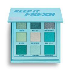 Makeup Obsession Paletka očních stínů Keep It Fresh (Shadow Palette) 11,7 g
