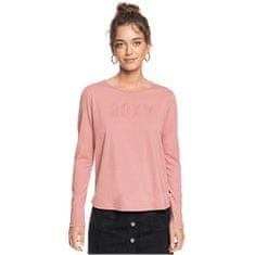 Roxy Dámské triko Red Sunset Ls ERJZT05046-MKM0