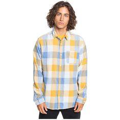 Quiksilver Pánská košile Motherfly Flannel EQYWT04015-YLV1