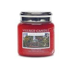 Village Candle Dišeča sveča v kozarcu Apple Wood 390 g