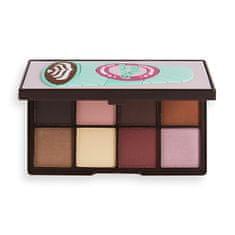 I Heart Revolution Paletka očních stínů Mini Tasty Espresso (Shadow Palette) 10,8 g