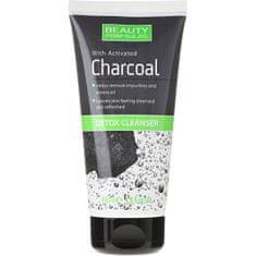Beauty Formulas Méregtelenítőszén emulzióCharcoal(DetoxClean ser) 150 ml