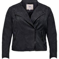 Only Carmakoma Női kabát CARAVANA 15161651 Black