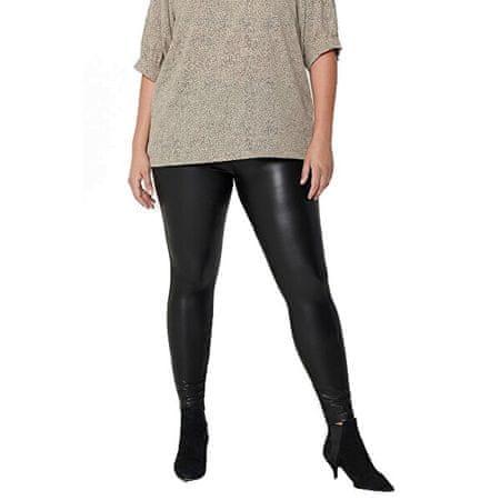 Only Carmakoma Ženske hlače CARROOL 15211562 Black (Velikost 5XL/6XL)