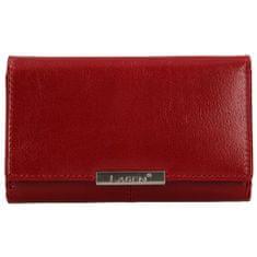 Lagen Dámská kožená peněženka blc/4775 Red