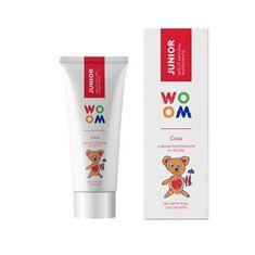 WOOM Detská zubná pasta Junior Cola (Junior Toothpaste 6+ Years) 50 ml