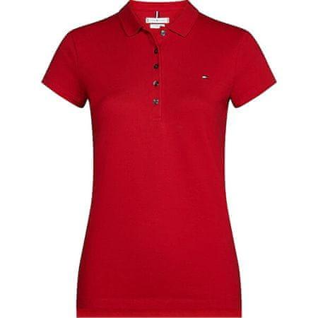 Tommy Hilfiger Damska koszulka polo triko 1M57636661-611 (Wielkość L)