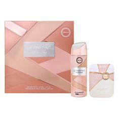 Armaf Le Parfiat Pour Femme - EDP 100 ml + deodorant ve spreji 200 ml