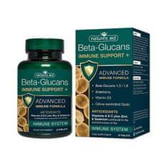 Natures Aid Beta Glukany + (na podporu Imunity) 30 tablet