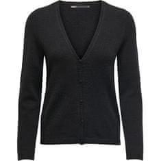 ONLY Dámský svetr ONLLESLY 15211789 Black