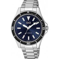 Q&Q Analogové hodinky QB64J202