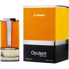 Al Haramain Opulent Saffron - Woda perfumowana