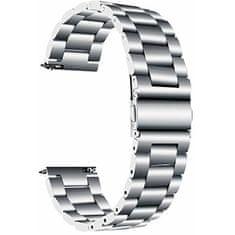 4wrist Ocelový tah - Stříbrný