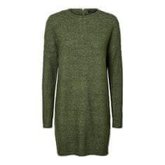 Vero Moda Dámské šaty VMBLAKELY IVA 10247924 Black Forest