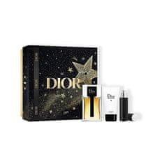 Dior Homme 2020 - EDT 100 ml + sprchový gél 50 ml + EDT 10 ml