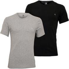Calvin Klein 2 PACK - pánske tričko CK One NB2221A-BHY