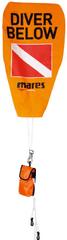 Mares Bóje MARES Safety Stop Marker Buoy