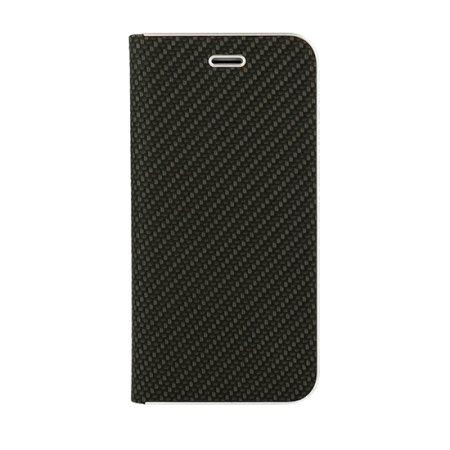 Havana Premium ovitek za Xioami Redmi Note 8T, preklopni, črn