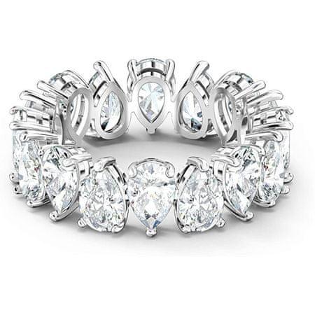 Swarovski Luxus csillogó gyűrű VITTORE 5572827 (Kerület 58 mm)